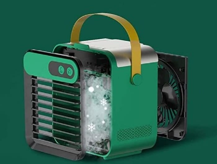 CoolEdge Mini USB Air Cooler Review & Price